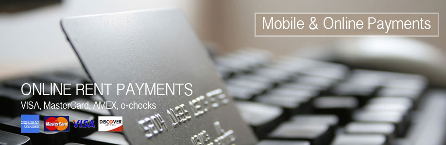 Online Rent Payments